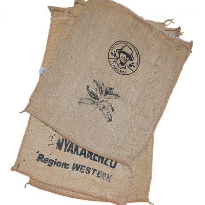 Burlap Coffee Bag- Used 60-70 kg