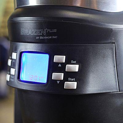 Brazen Plus 2.0 Brewer by Behmor