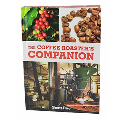 Front cover of The Coffee Roaster's Companion book by Scott Rao
