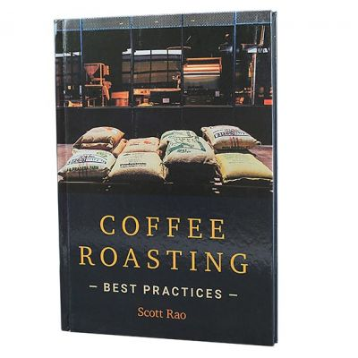 Coffee Roasting: Best Practices by Scott Rao, cover detail