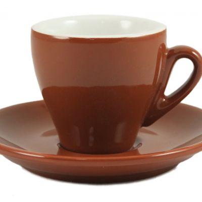 SALE Espresso Milano Cup/Saucer, Various Colors