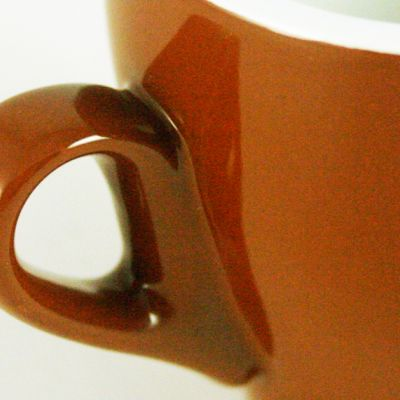 SALE Cappuccino Milano Cup/Saucer - Brown
