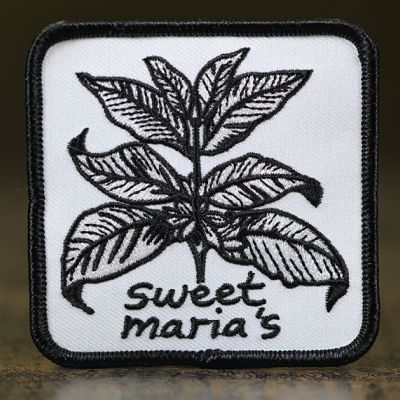 Sweet Maria's Coffee Leaves Patch