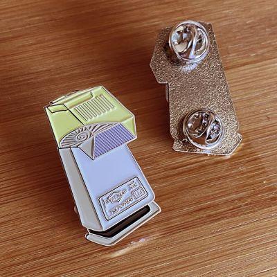 The Poppery Enamel Lapel Pin