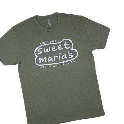 Green West Oakland Logo T-Shirt