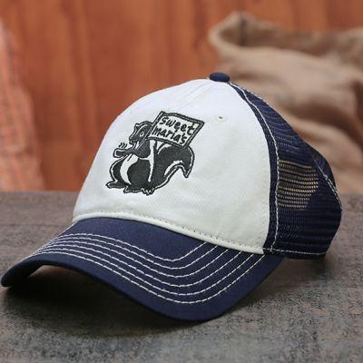 Sweet Maria's Trucker Hat - BLUE