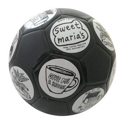 Sweet Maria's 20th Anniversary Soccer Ball