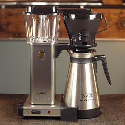Technivorm KBT-741 - 10 CUP Thermal Brewer