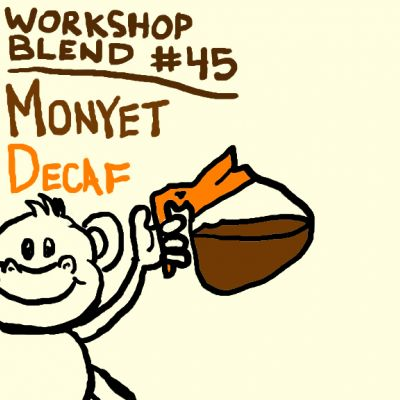 Espresso Workshop #45 Monyet SWP Decaf