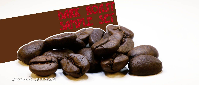 Dark Roast Sample Set